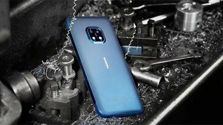 Smartphone Tahan Banting Nokia XR20 Akhirnya Diperkenalkan