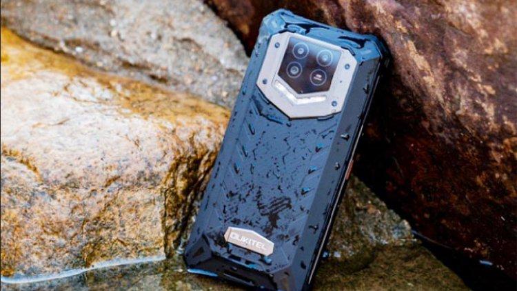 Oukitel WP15 5G, Smartphone dengan Baterai Paling Monster