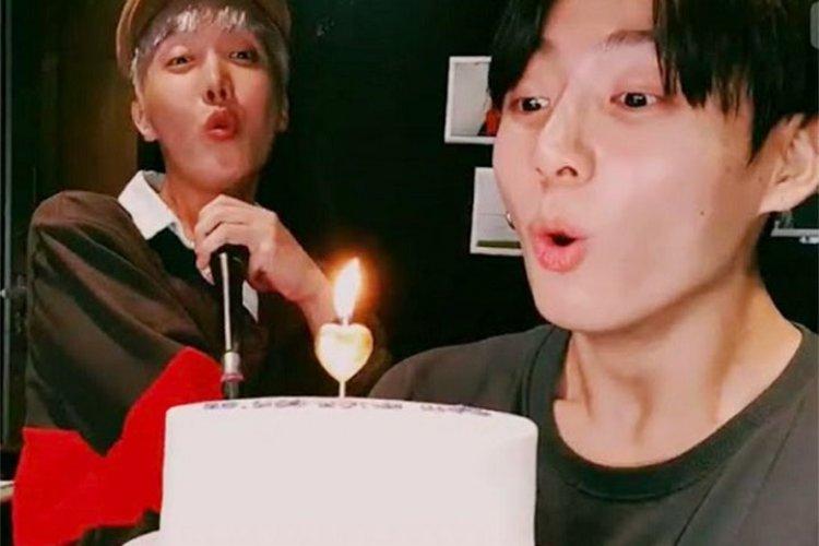 Dihari Ultah, Jungkook BTS Bikin Lagu Secara Live