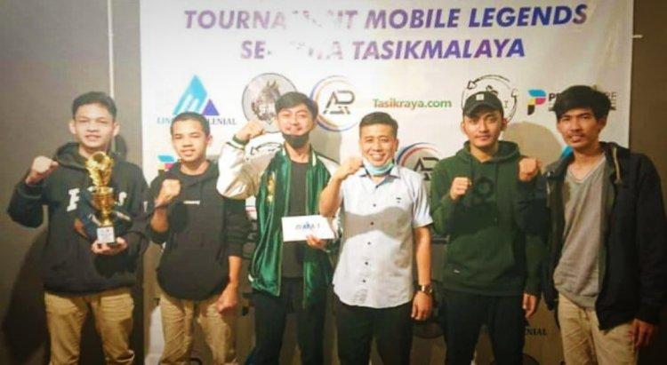 AW Dorong LMT Bina Generasi Muda Milenial