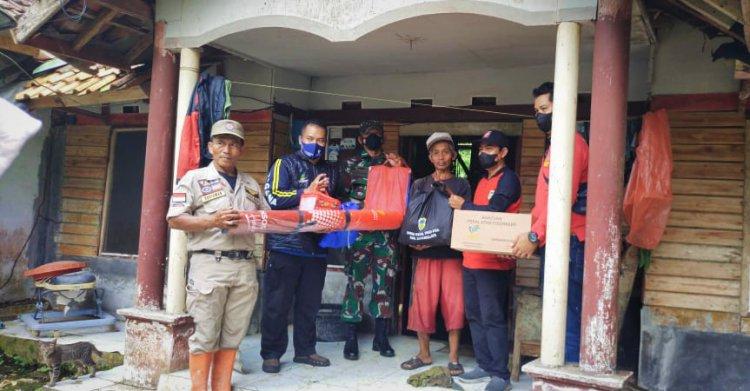 Warga Terdampak Bencana di Tasela dapat Bantuan