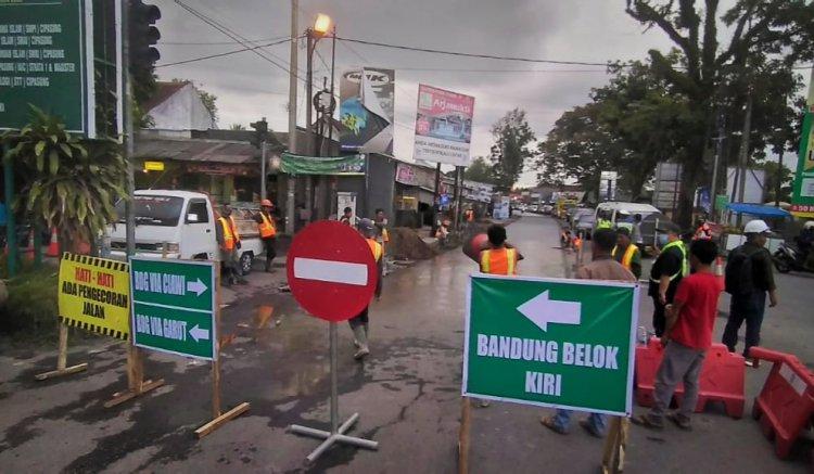 Para Pengguna Jalan Singaparna Wajib Simak Ini