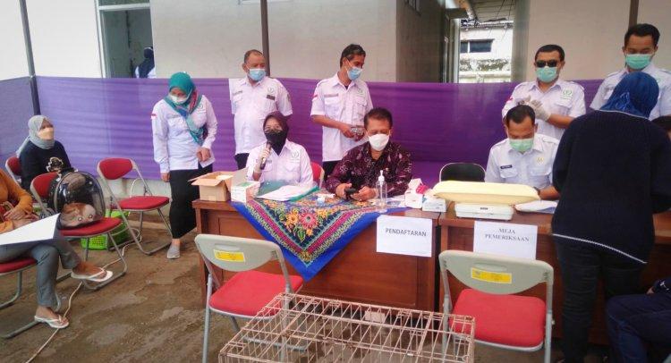Hari Rabies Sedunia, DKPPP Kota Tasik Gelar Vaksinasi Massal Hewan Peliharaan