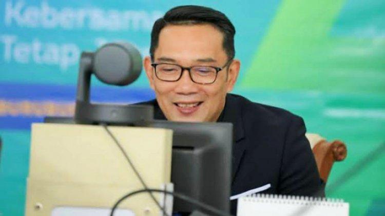 Kang Emil Desain Alun-alun Kabupaten Sorong