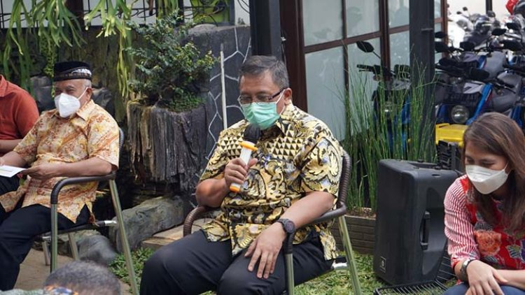 DPRD Jabar Apresiasi Kinerja BJB Kota Cimahi