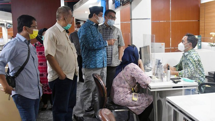 DPRD Jabar Apresiasi MPP Kota Bogor Beri Kemudahan Bagi Masyarakat
