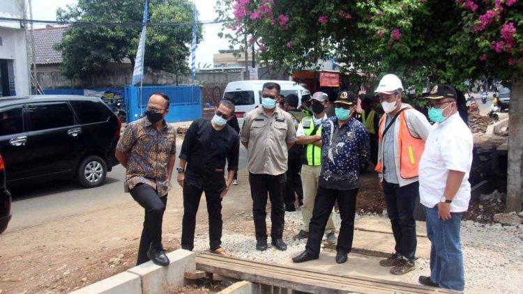Viman: Perbaikan Jalan Provinsi di Kalimulya Harus Segera Terealisasi