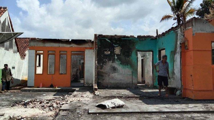 Dibantu Pihak Terkait, Rumah Terbakar di Jamanis Segera Diperbaiki